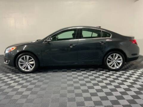 2016 Buick Regal for sale at SIRIUS MOTORS INC in Monroe OH