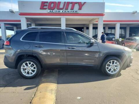 2014 Jeep Cherokee for sale at EQUITY AUTO CENTER in Phoenix AZ