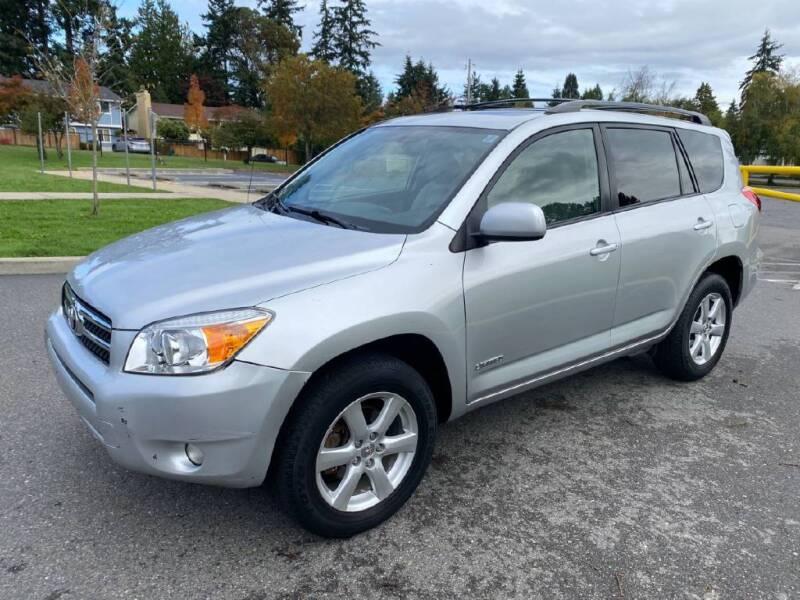 2008 Toyota RAV4 for sale at Washington Auto Loan House in Seattle WA