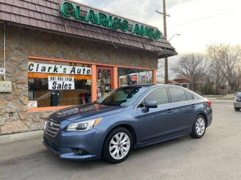 2016 Subaru Legacy for sale at Clarks Auto Sales in Salt Lake City UT