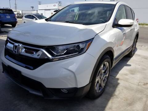 2018 Honda CR-V for sale at Ournextcar/Ramirez Auto Sales in Downey CA