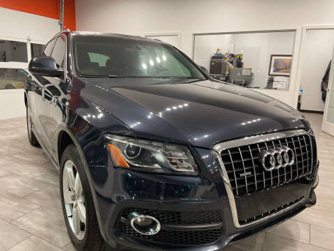 2012 Audi Q5 for sale at Evolution Autos in Whiteland IN