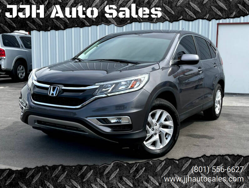 2016 Honda CR-V for sale at JJH Auto Sales in Salt Lake City UT