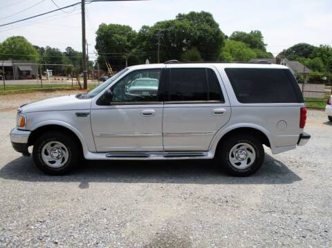 2002 Ford Expedition for sale at Family Auto Sales of Mt. Holly LLC in Mount Holly NC