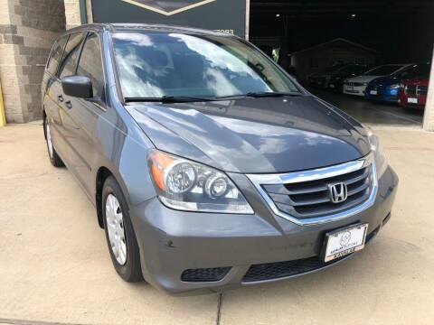 2010 Honda Odyssey for sale at KAYALAR MOTORS - ECUFAST HOUSTON in Houston TX