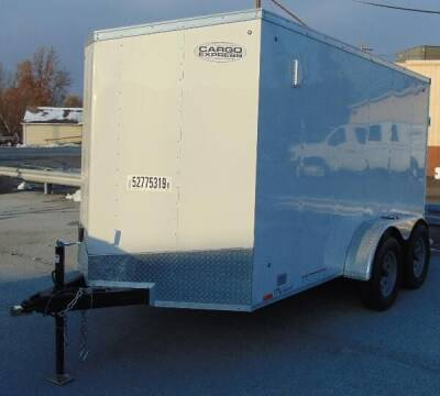 2018 Cargo Express Fabrique MFG for sale at Kenny's Auto Wrecking - Kar Ville- Ready To Go in Lima OH