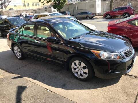 2008 Honda Accord for sale at New 3 Way Auto Sales in Bronx NY