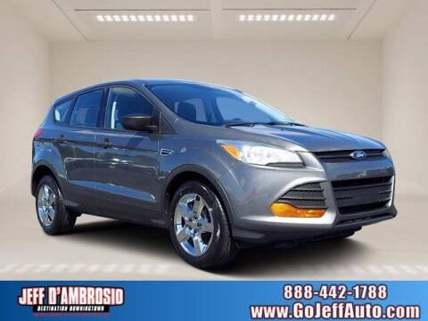 2014 Ford Escape for sale at Jeff D'Ambrosio Auto Group in Downingtown PA