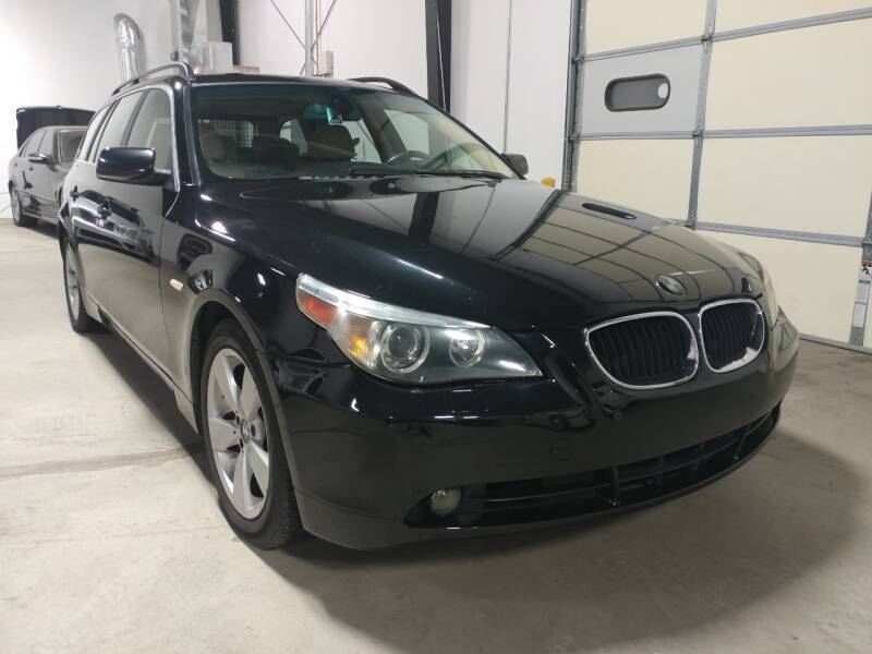 2006 BMW 5 Series for sale at MULTI GROUP AUTOMOTIVE in Doraville GA