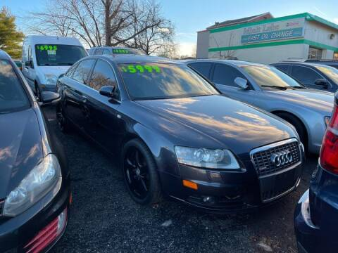 2005 Audi A6 for sale at Car VIP Auto Sales in Danbury CT