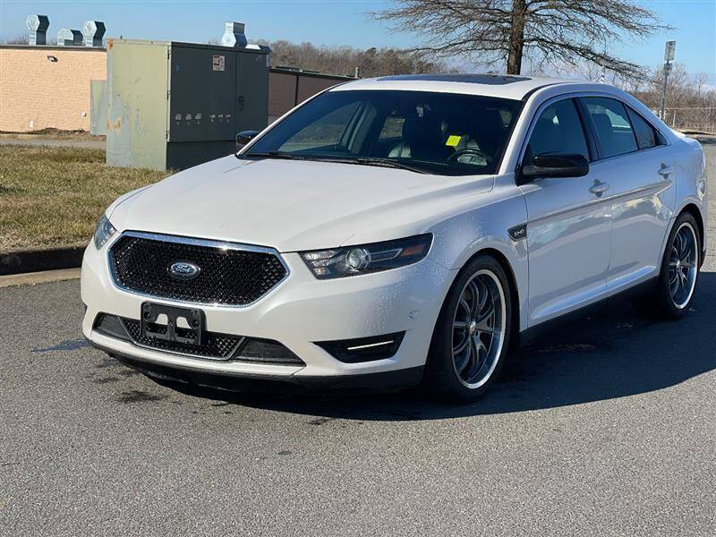 2013 Ford Taurus for sale at CarXpress in Fredericksburg VA