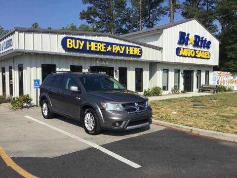 2013 Dodge Journey for sale at Bi Rite Auto Sales in Seaford DE
