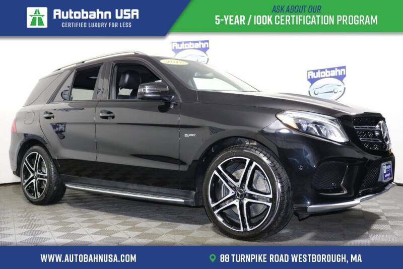 2018 Mercedes-Benz GLE for sale in Westborough, MA