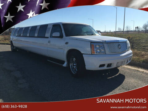 2002 Cadillac Escalade for sale at Savannah Motors in Cahokia IL