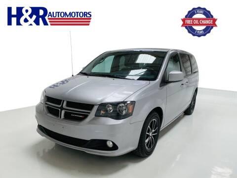 2019 Dodge Grand Caravan for sale at H&R Auto Motors in San Antonio TX