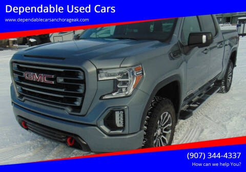 2019 GMC Sierra 1500 for sale at Dependable Used Cars in Anchorage AK