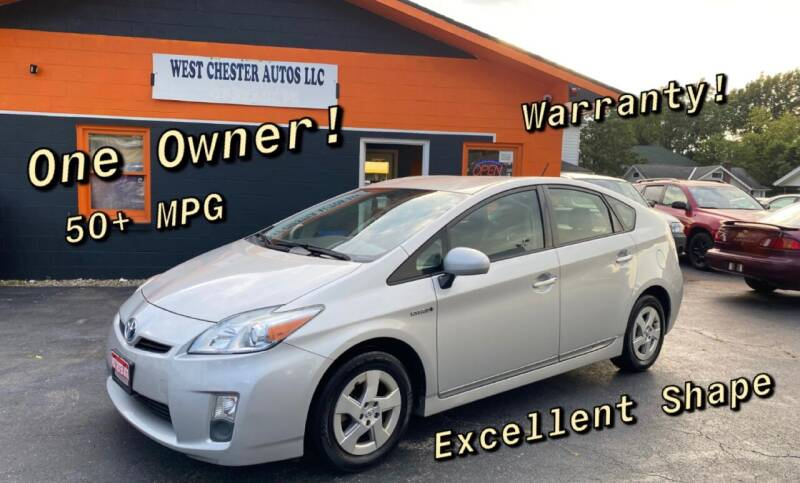 2011 Toyota Prius for sale at West Chester Autos in Hamilton OH