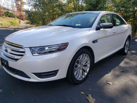 2018 Ford Taurus for sale at KLC AUTO SALES in Agawam MA