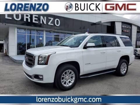 2020 GMC Yukon for sale at Lorenzo Buick GMC in Miami FL