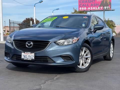 2016 Mazda MAZDA6 for sale at LUGO AUTO GROUP in Sacramento CA