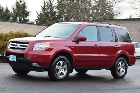 2006 Honda Pilot for sale at Beaverton Auto Wholesale LLC in Aloha OR