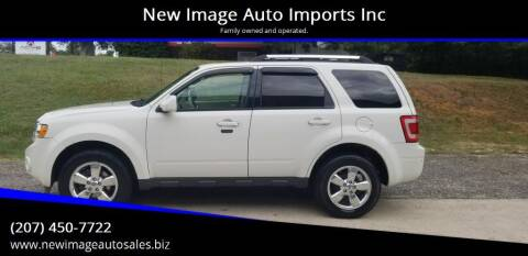 2010 Ford Escape for sale at New Image Auto Imports Inc in Mooresville NC
