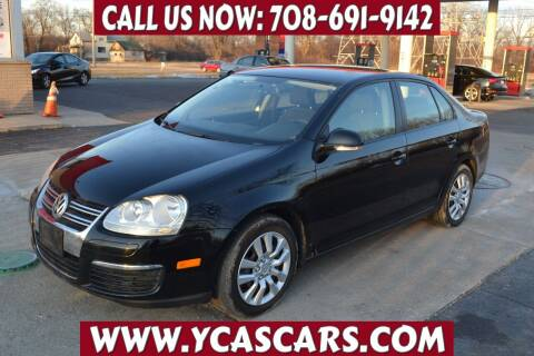 2009 Volkswagen Jetta for sale at Your Choice Autos - Crestwood in Crestwood IL