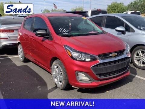 2020 Chevrolet Spark for sale at Sands Chevrolet in Surprise AZ