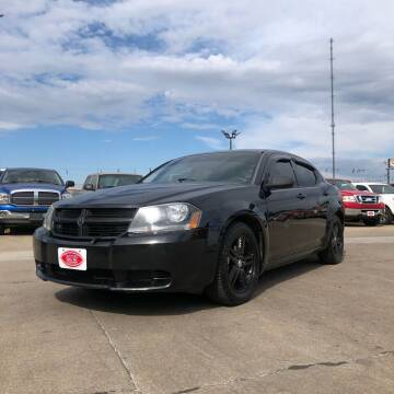 2008 Dodge Avenger for sale at UNITED AUTO INC in South Sioux City NE