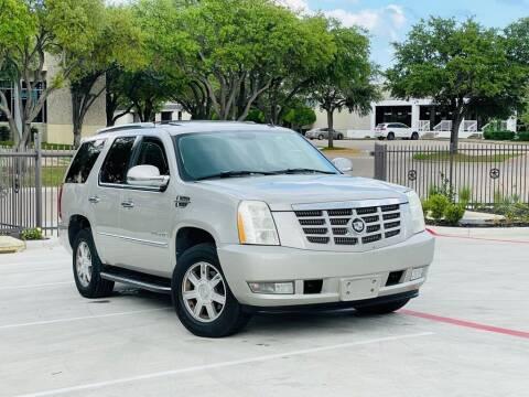 2007 Cadillac Escalade for sale at Texas Drive Auto in Dallas TX