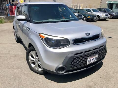 2015 Kia Soul for sale at TMT Motors in San Diego CA