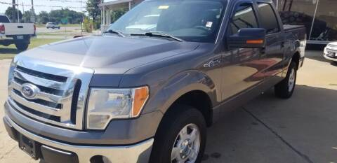 2010 Ford F-150 for sale at Jerrys Vehicles Unlimited in Okemah OK