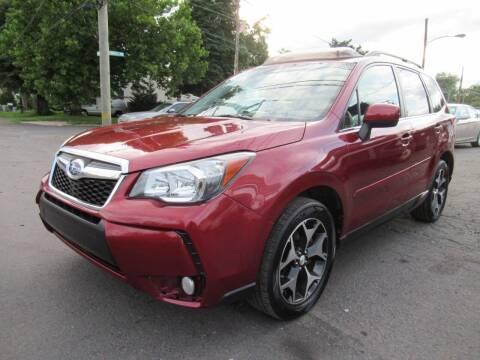 2014 Subaru Forester for sale at PRESTIGE IMPORT AUTO SALES in Morrisville PA