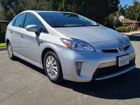 2015 Toyota Prius Plug-in Hybrid for sale at CAR CITY SALES in La Crescenta CA