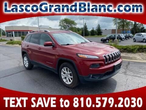 2016 Jeep Cherokee for sale at Lasco of Grand Blanc in Grand Blanc MI