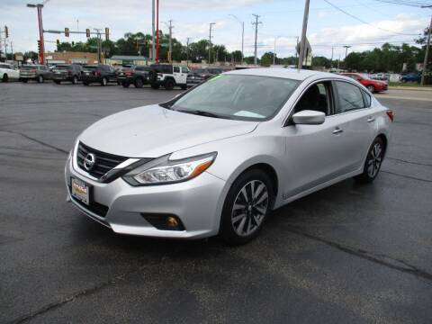 2017 Nissan Altima for sale at Windsor Auto Sales in Loves Park IL