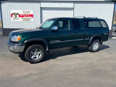 2000 Toyota Tundra for sale at Highway 9 Auto Sales - Visit us at usnine.com in Ponca NE