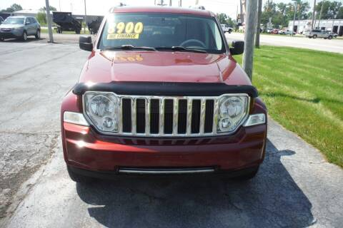 2008 Jeep Liberty for sale at Bryan Auto Depot in Bryan OH