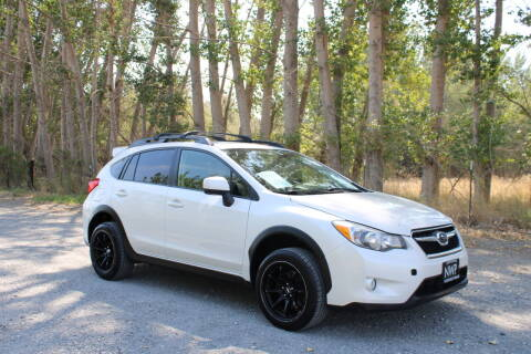 2013 Subaru XV Crosstrek for sale at Northwest Premier Auto Sales in West Richland WA