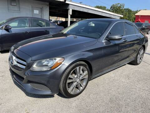2016 Mercedes-Benz C-Class for sale at Pary's Auto Sales in Garland TX
