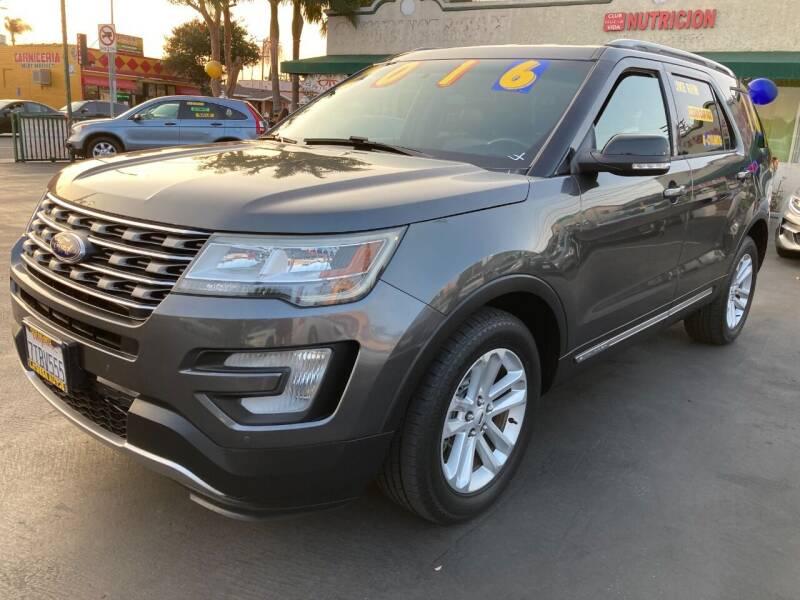 2016 Ford Explorer for sale in Huntington Park, CA
