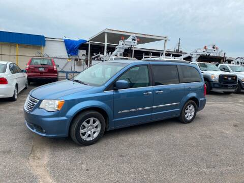 2011 Chrysler Town and Country for sale at Memphis Auto Sales in Memphis TN