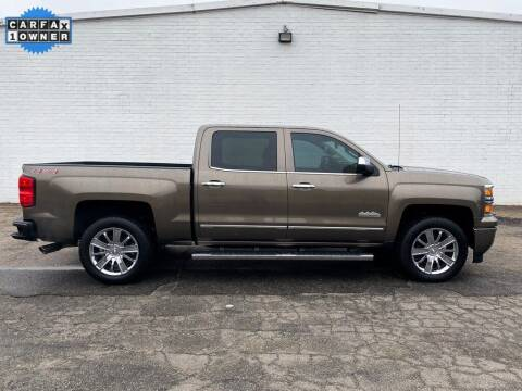 2015 Chevrolet Silverado 1500 for sale at Smart Chevrolet in Madison NC