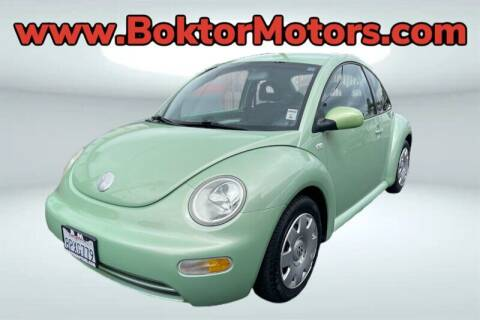 2002 Volkswagen New Beetle for sale at Boktor Motors in North Hollywood CA