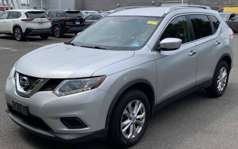 2015 Nissan Rogue for sale at Father & Sons Auto Sales in Leeds NY