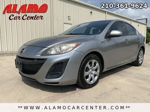 2011 Mazda MAZDA3 for sale at Alamo Car Center in San Antonio TX