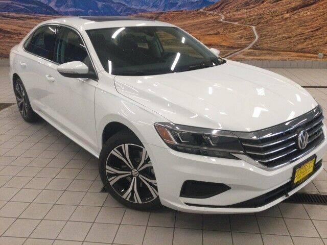 2022 Volkswagen Passat for sale in Anchorage, AK
