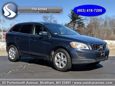 2013 Volvo XC60 for sale at The Annex in Stratham NH