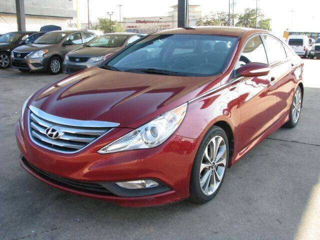 2014 Hyundai Sonata for sale at Auto Limits in Irving TX