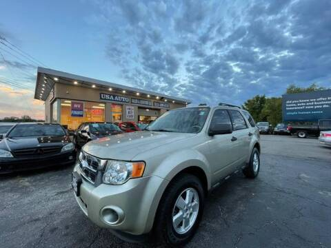 2011 Ford Escape for sale at USA Auto Sales & Services, LLC in Mason OH